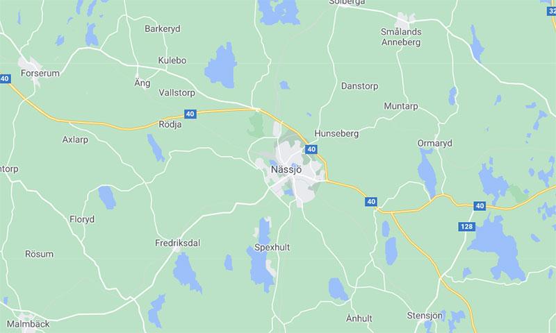 Fiskebutik Nässjö